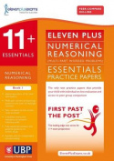 11+ Essentials Numerical Reasoning: Multi Part Questions
