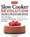 Slow Cooker Revolution, Volume 2