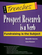 Prospect Research Is a Verb