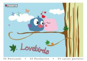 Lovebirds (Postcard Book)
