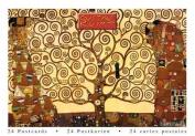 Gustav Klimt (Postcard Book)
