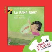 La Rana Rony (Librosaurio [Spanish]