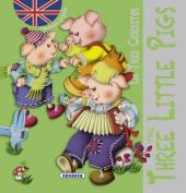 The Three Little Pigs / Los Tres Cerditos  [Spanish]