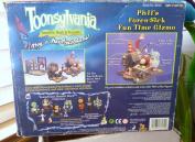 Toonsylvania Phils Funtime Gizmo Playset by Toy Island