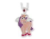 Unicorn Pendant Necklace for Girls