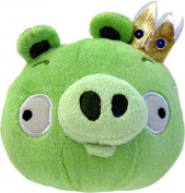 Angry Birds 20cm DELUXE Plush Toy King Pig