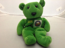 SYMBOLZ Minnesota Green 20cm Plush Bear