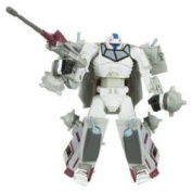 Star Wars Transformers Crossovers - Captain Rex At-Te
