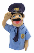 Melissa & Doug Police Officer Puppet