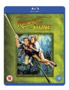 Romancing the Stone [Region B] [Blu-ray]