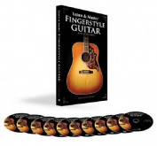 Learn & Master Fingerstyle Guitar [With Lesson Book]