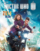 Doctor Who Diary 2014 Hc