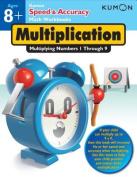 Speed & Accuracy  : Multiplying Numbers 1-9
