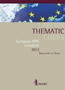 Code thematique - European IFRS standards 2012
