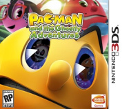Pac Man & the Ghostly Adventures