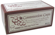 Swanson Communion Cups Clear 1 3/8 1000 CT