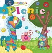 Picnic (Sockheadz Lift-the-Flap) [Board book]