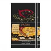 Moleskine the Hobbit Limited Edition Hard Plain Large Notebook (2013)