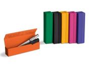 Moleskine Pens/Reading Glasses Case, Orange Yellow