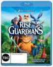 Rise of the Guardians 1T [1BLU] [Region B] [Blu-ray]