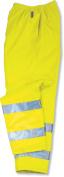 Ergodyne 150-24424 Glowear 8915 Class E Hi-Vis Rain Pants Lime Lg