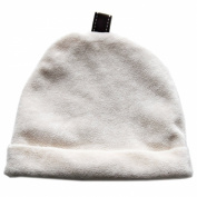 Satsuma Designs LLC Bamboo Velour Infant Hat in Natural