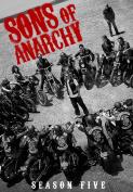 Sons of Anarchy: Season 5 [Region 1]