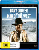 The Man of the West [Regions 1,4] [Blu-ray]