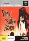 Burn Witch Burn [Region 4]