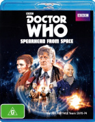 Doctor Who Spearhead from Space Blu-ray [Region B] [Blu-ray] [Special Edition]