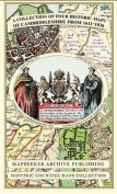 A Collection of Four Historic Maps of Cambridgeshire from 1611-1836