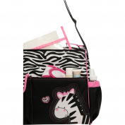Baby Boom - Nappy Bag, Zebra