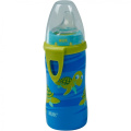 NUK - Silicone Spout 300ml Active Cup, Turtle