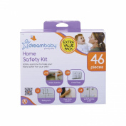 Dream Baby - Home Safety Kit, 46 Pieces
