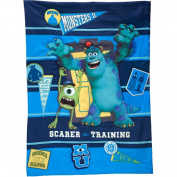 Disney Pixar Monsters Scarer in Training 4-Piece Toddler Bedding Set