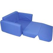 Kids Sofa Sleeper, Blue