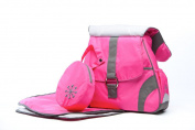 GoGo Babyz - Sidekick Bliss Nappy Bag, Pink