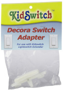 Kidswitch Decora Adaptor in White