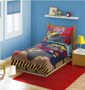 Tonka 4-Piece Toddler Bedding Set