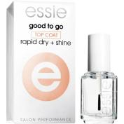 essie Good to Go Top Coat, 15ml