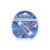 Abreva Docosanol 10% Cream Cold Sore Treatment, 20ml