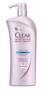 Clear Scalp & Hair Therapy Total Care Conditioner, 650ml