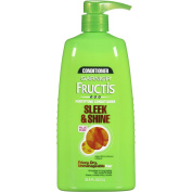 Garnier Fructis Sleek & Shine Fortifying Conditioner, 1000ml