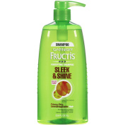 Garnier Fructis Sleek & Shine Fortifying Shampoo, 1000ml