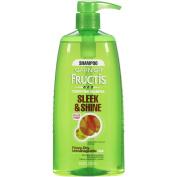 Garnier Fructis Sleek & Shine Fortifying Shampoo, 1000ml