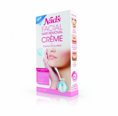Nads Facial Hair Removal Creme - Depilatory Cream