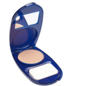 COVERGIRL Smoothers AquaSmooth Foundation, Compact 710 Classic Ivory