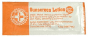 Guardian Survival Gear FASL Sunscreen Lotion Packets -100 Packets