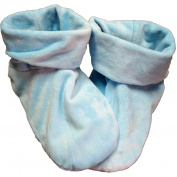 Herbal Concepts Herbal Comfort Booties, Light Blue