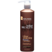 John Frieda Brilliant Brunette Colour-Protecting Moisturising Conditioner, 590ml
